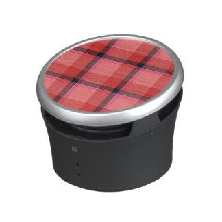 Tartan Design Speaker