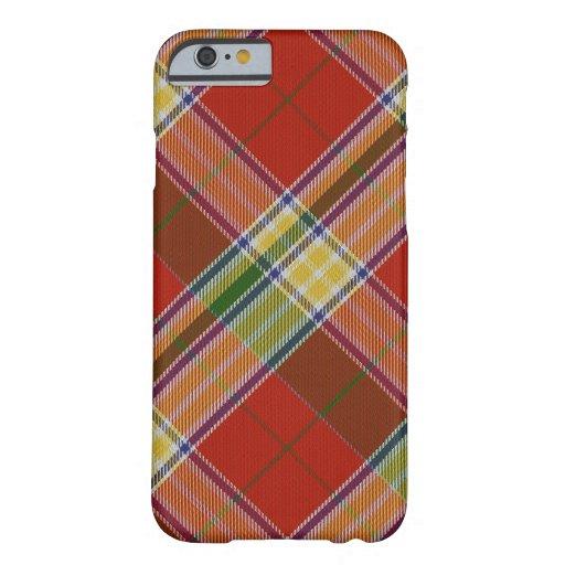 Tartan Gibbs/Gibson iPhone 6 Slim iPhone 6 Case