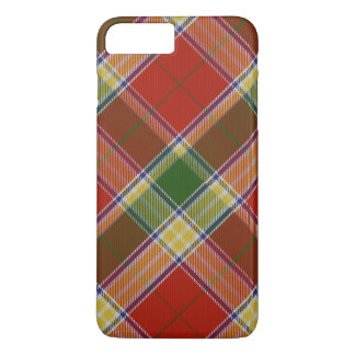 Tartan Gibbs/Gibson iPhone 7 Plus Barely There iPhone 7 Plus Case