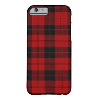 Tartan i-phone cover