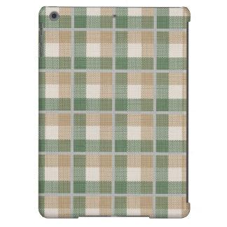 Tartan iPad Air Covers