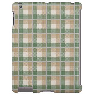 Tartan iPad Case