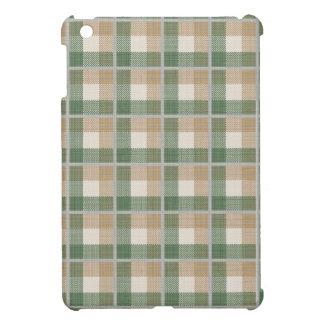 Tartan iPad Mini Cover