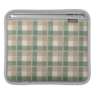 Tartan iPad Sleeve