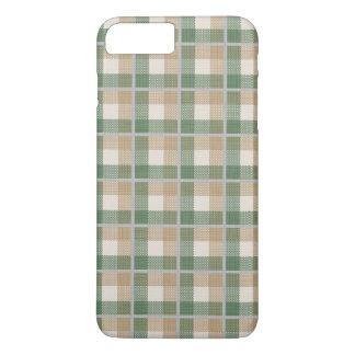 Tartan iPhone 8 Plus/7 Plus Case