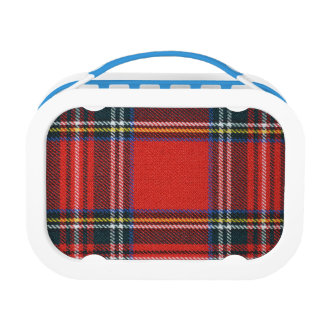 Tartan lunch box