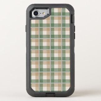 Tartan OtterBox Defender iPhone 8/7 Case