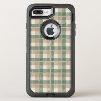 Tartan OtterBox Defender iPhone 8 Plus/7 Plus Case