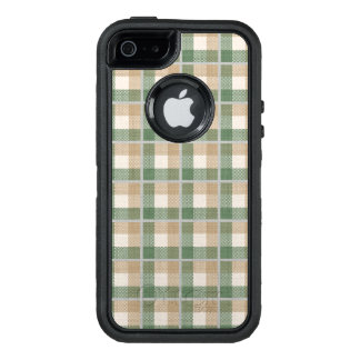 Tartan OtterBox iPhone 5/5s/SE Case