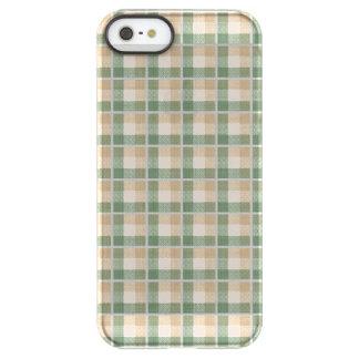 Tartan Permafrost® iPhone SE/5/5s Case