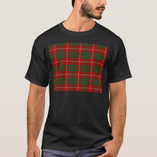 TARTAN PLAID DESIGN T-Shirt
