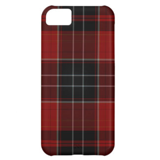 Tartan Plaid iPhone 5C Case