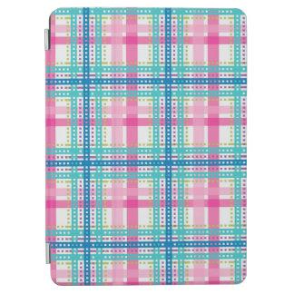 Tartan, plaid pattern iPad air cover