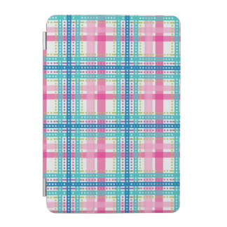 Tartan, plaid pattern iPad mini cover
