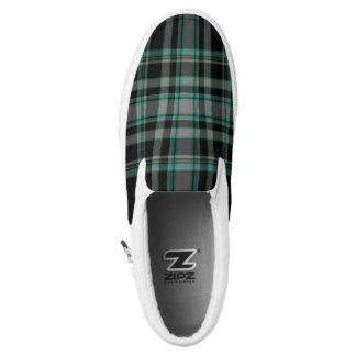 Tartan Printed Shoes