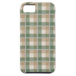 Tartan Tough iPhone 5 Case