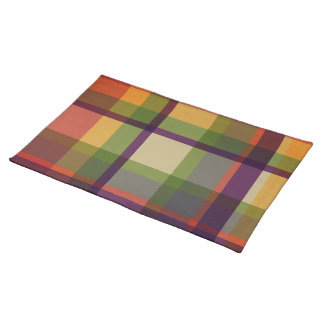 Tartanic 1 placemat
