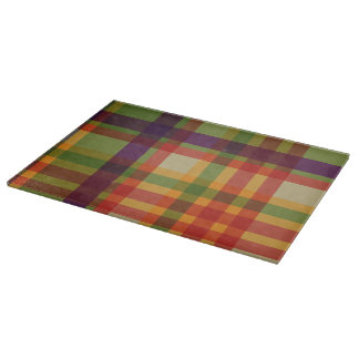 Tartanic 2 cutting board