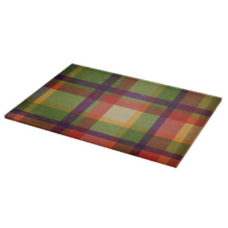Tartanic 3 cutting board