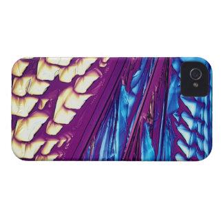 Tartaric Acid Crystals iPhone 4 Case-Mate Cases