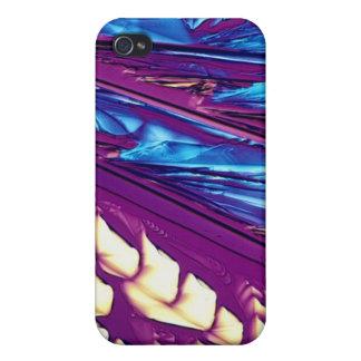 Tartaric Acid Crystals iPhone 4 Cover