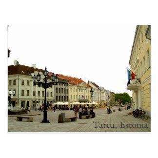 Tartu, Estonia Postcard