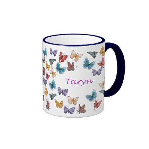 Taryn Coffee Mugs