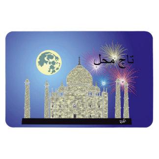 Tasch Mahal India Premium Flexi magnet 4
