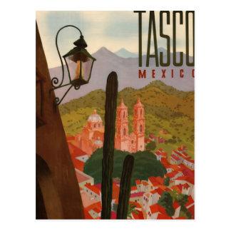 Tasco Mexico Postcard