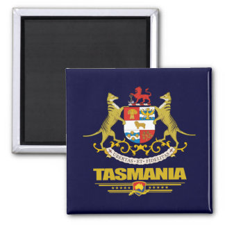 Tasmania COA Magnet