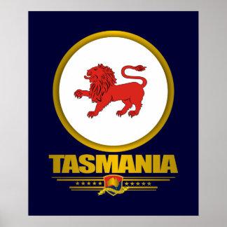 Tasmania Emblem Posters & Prints