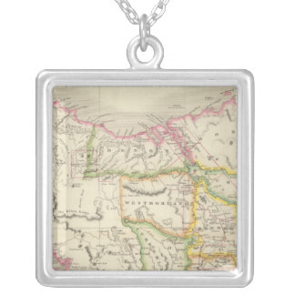 Tasmania Silver Plated Necklace