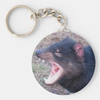Tasmanian Devil - Keychain