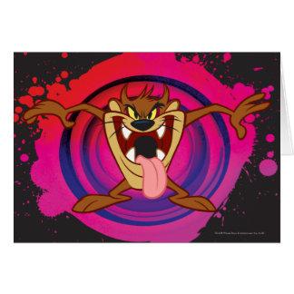 TASMANIAN DEVIL™ Standing Card