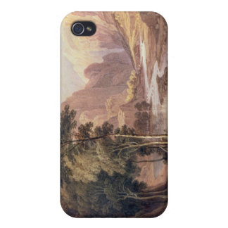 Tasmanian Gorge (w/c) Case For The iPhone 4