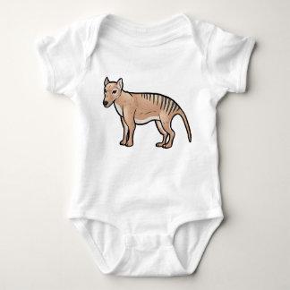 Tasmanian Tiger Baby Bodysuit