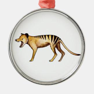 Tasmanian tiger, Thylacine Christmas Ornament