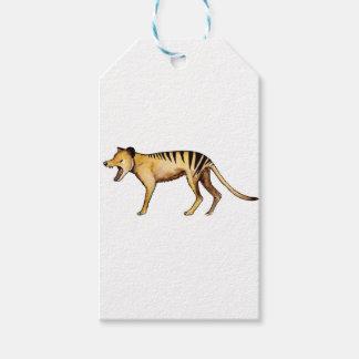 Tasmanian tiger, Thylacine Gift Tags