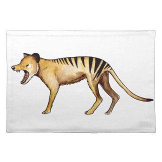 Tasmanian tiger, Thylacine Placemat