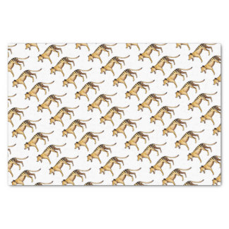 Tasmanian tiger, Thylacine Tissue Paper