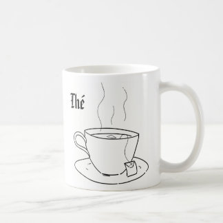 Tasse de Thé Coffee Mugs
