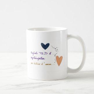 Tasse Enfants TED et ergo Coffee Mug