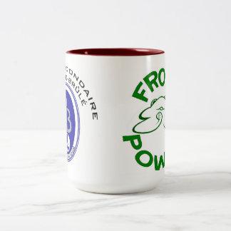 Tasse ESEB ÉSÉB Two-Tone Mug