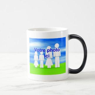Tasse Morphing Mug