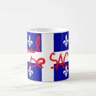 Tasse QuitterLeQuebec.com - Logo original Mugs