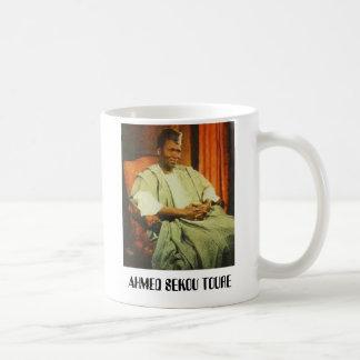 Tasse-Sekou-toure Basic White Mug