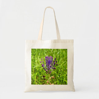 Tassel-Hyacinth Tote Bag