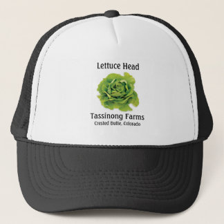 Tassinong Farms Lettuce Head Hat