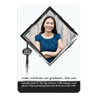 Tassle Graduation Invitation