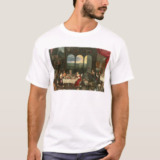 Taste, Hearing and Touch, 1618 T-Shirt